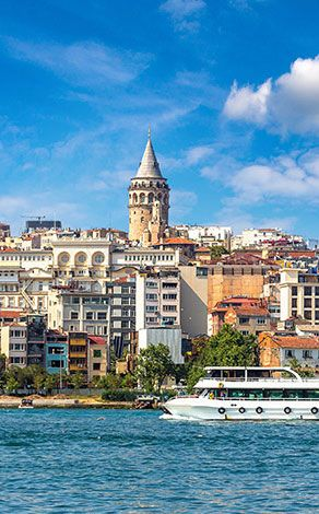 Bustling Istanbul: A Place to Be Reckoned