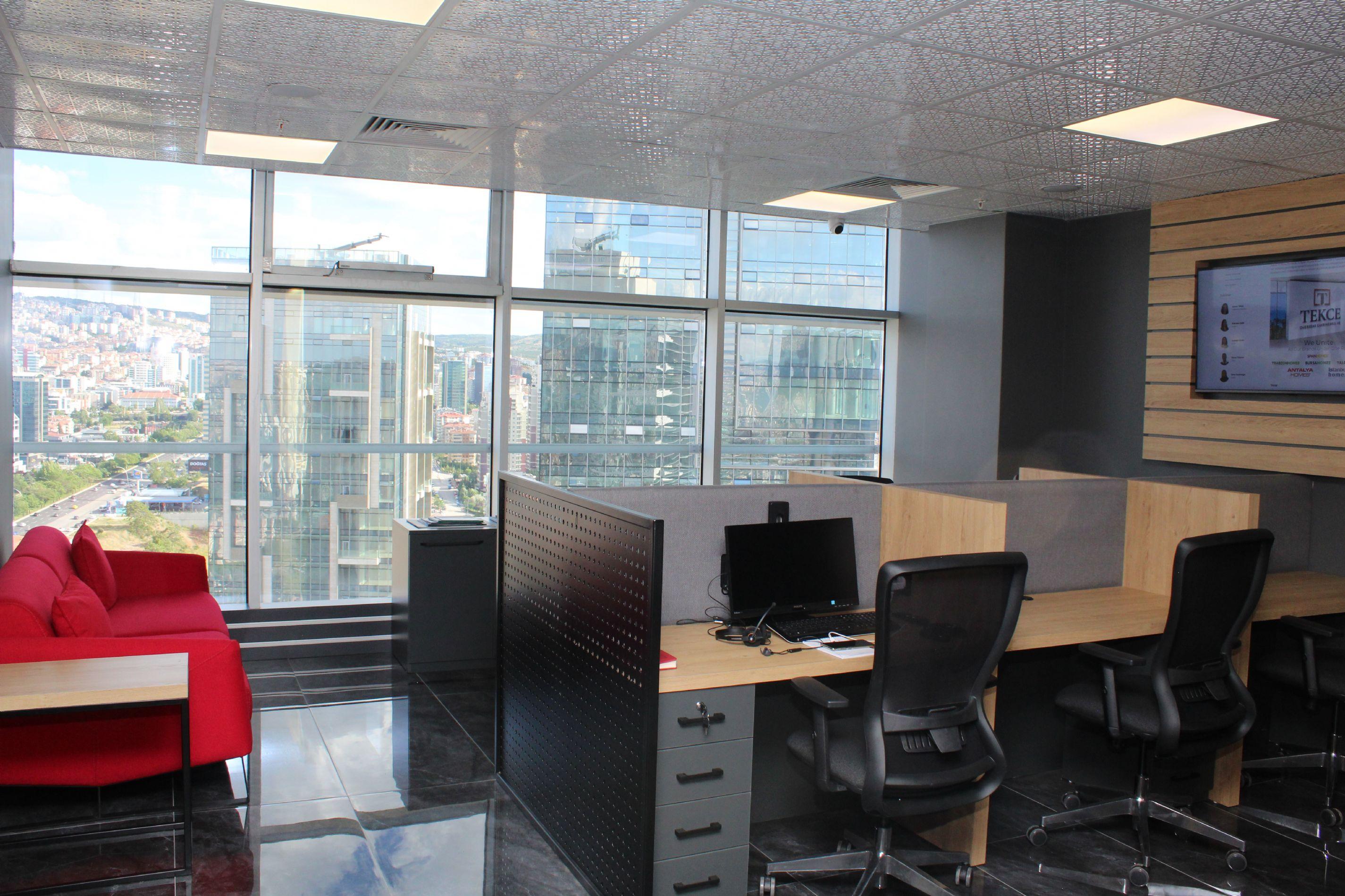 Офис Tekce Overseas Real Estate Inc. в Анкаре
