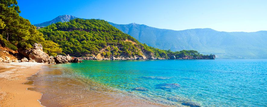 Antalya Alanya Gazipaşa Plajı