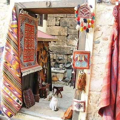 Shopping in Kaleici (Old Town)