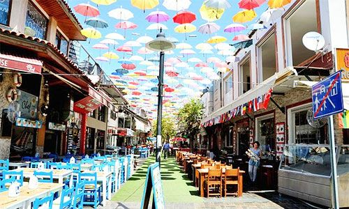 Antalya, Işıklar