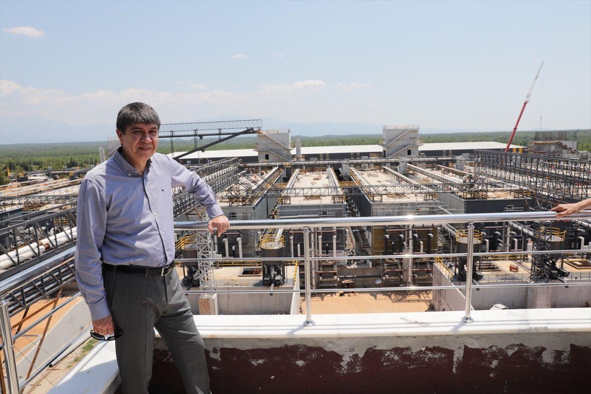 مشروع الغاز الحيوي في أنطاليا لتوليد الكهرباء من القمامة