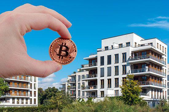 Vous Pouvez Acheter Un Immobilier Avec Crypto-Monnaie Par Un Clic