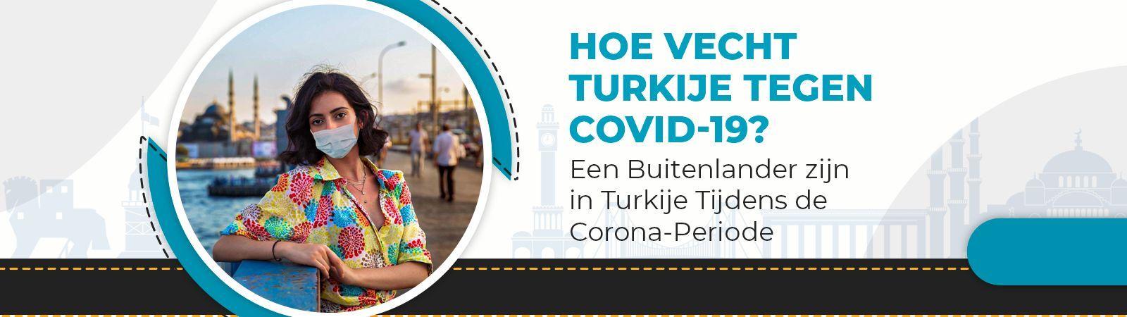 Hoe vecht Turkije tegen COVID-19?