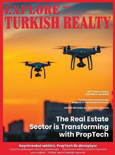 Explore Turkish Realty's First Issue is Published!