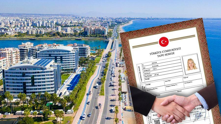 Ausländische Investoren wollen ihre Immobilien in der Türkei besitzen!