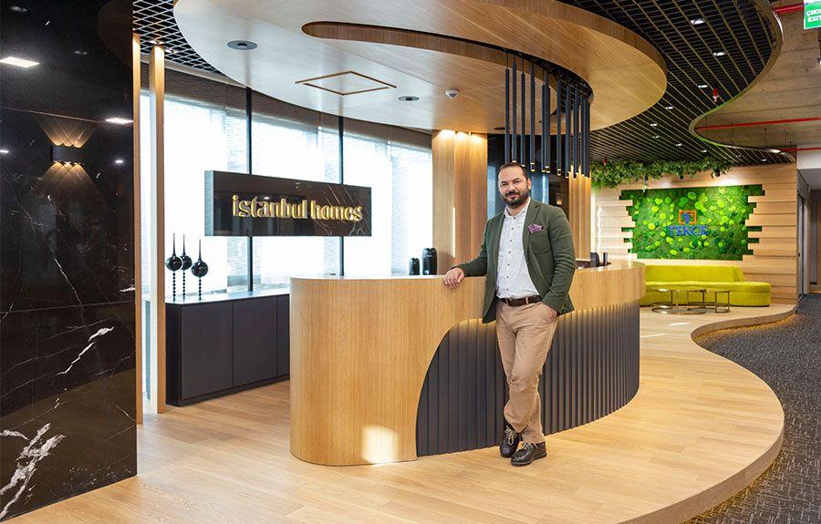 Ferdi İlik, Istanbul Göztepe Office Manager
