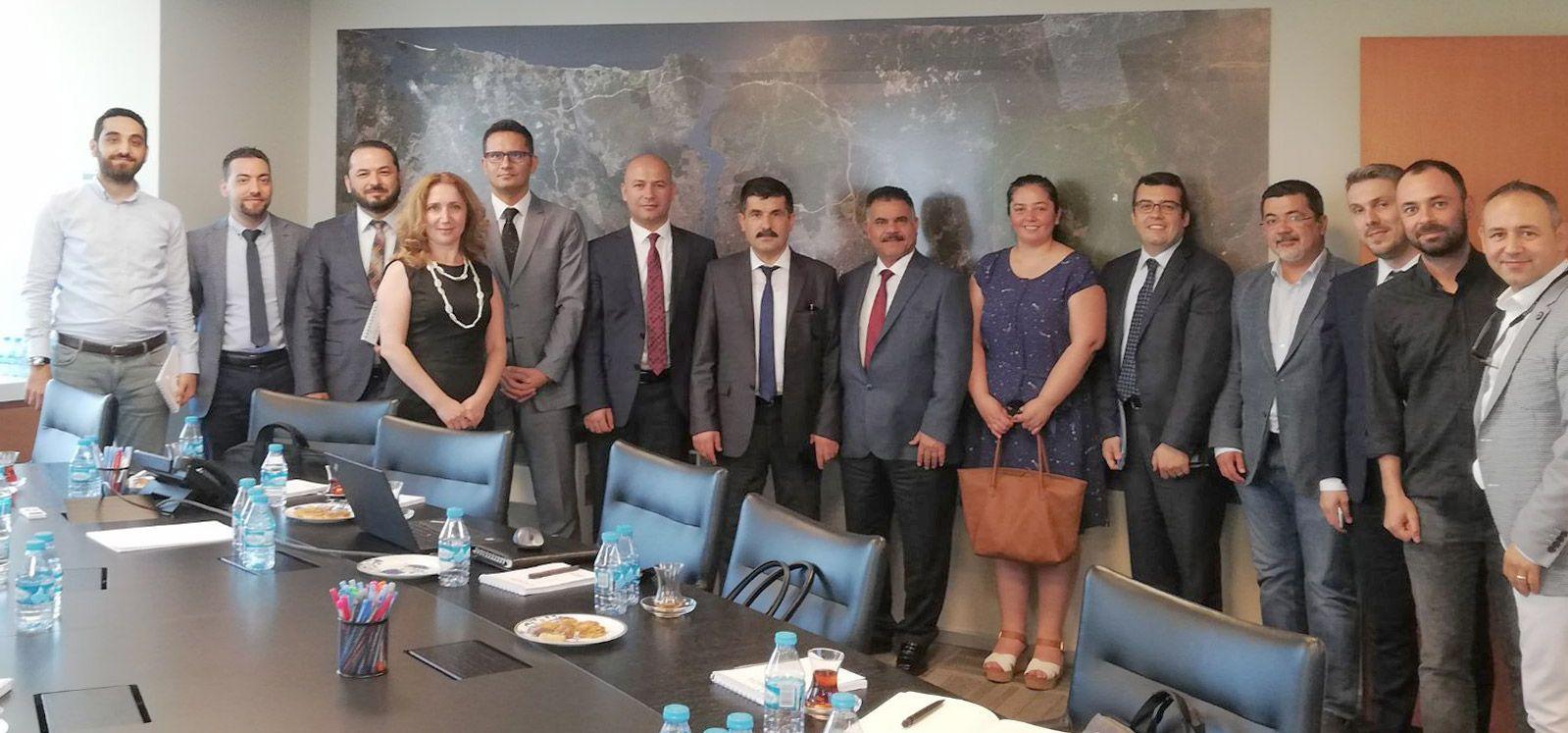 Turkiets fastighet plattform, GYODER är etablerad fastighets utskotts kommitté för att kunna dra nytta av exportincitament och öka försäljningen av fastigheter och investeringar.