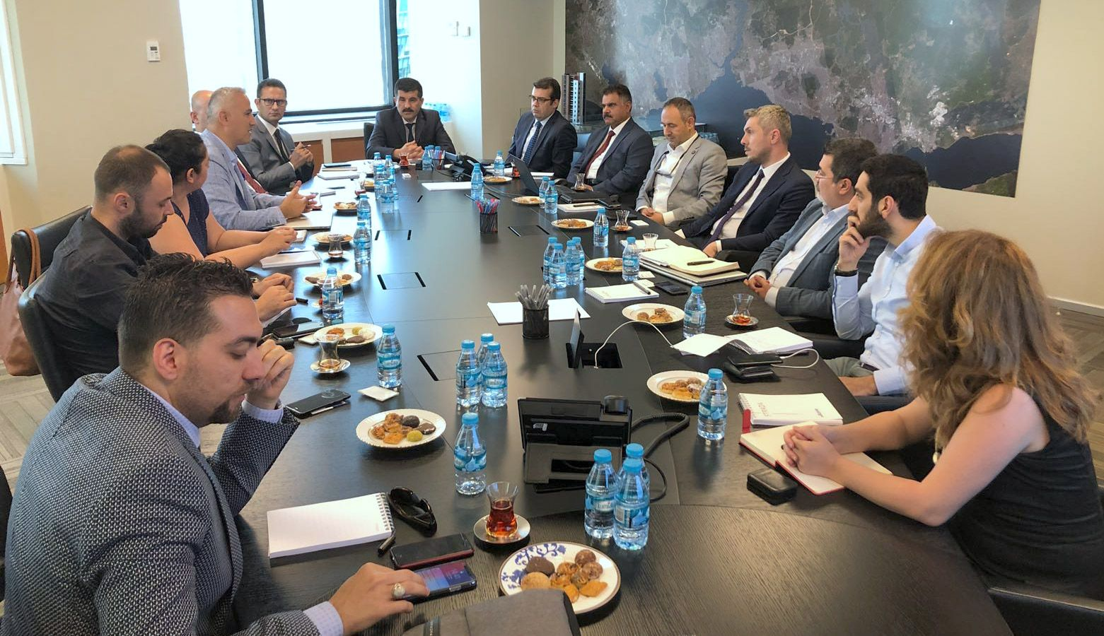 Bayram Tekçe Blev Ordförande i Fastighet Export Kommitté