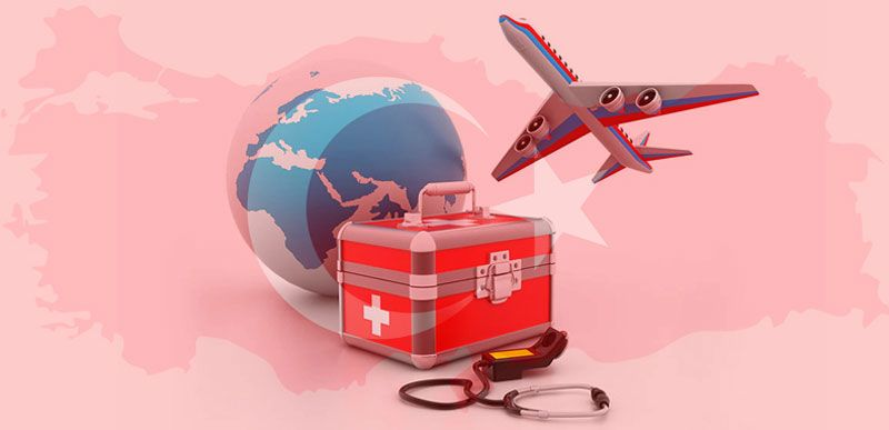 Health tourism in Turkey attracts visitors from more than 130 countries.