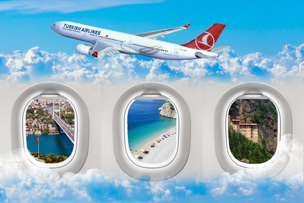 International Flights Starts to Turkey