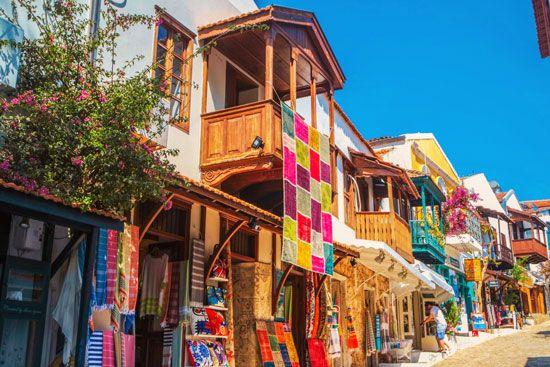 كاس، تركيا