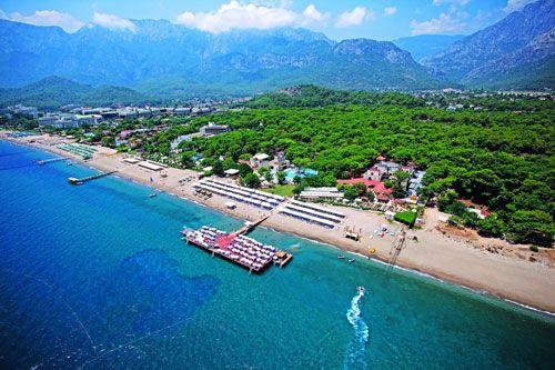 Kemer, Turkije
