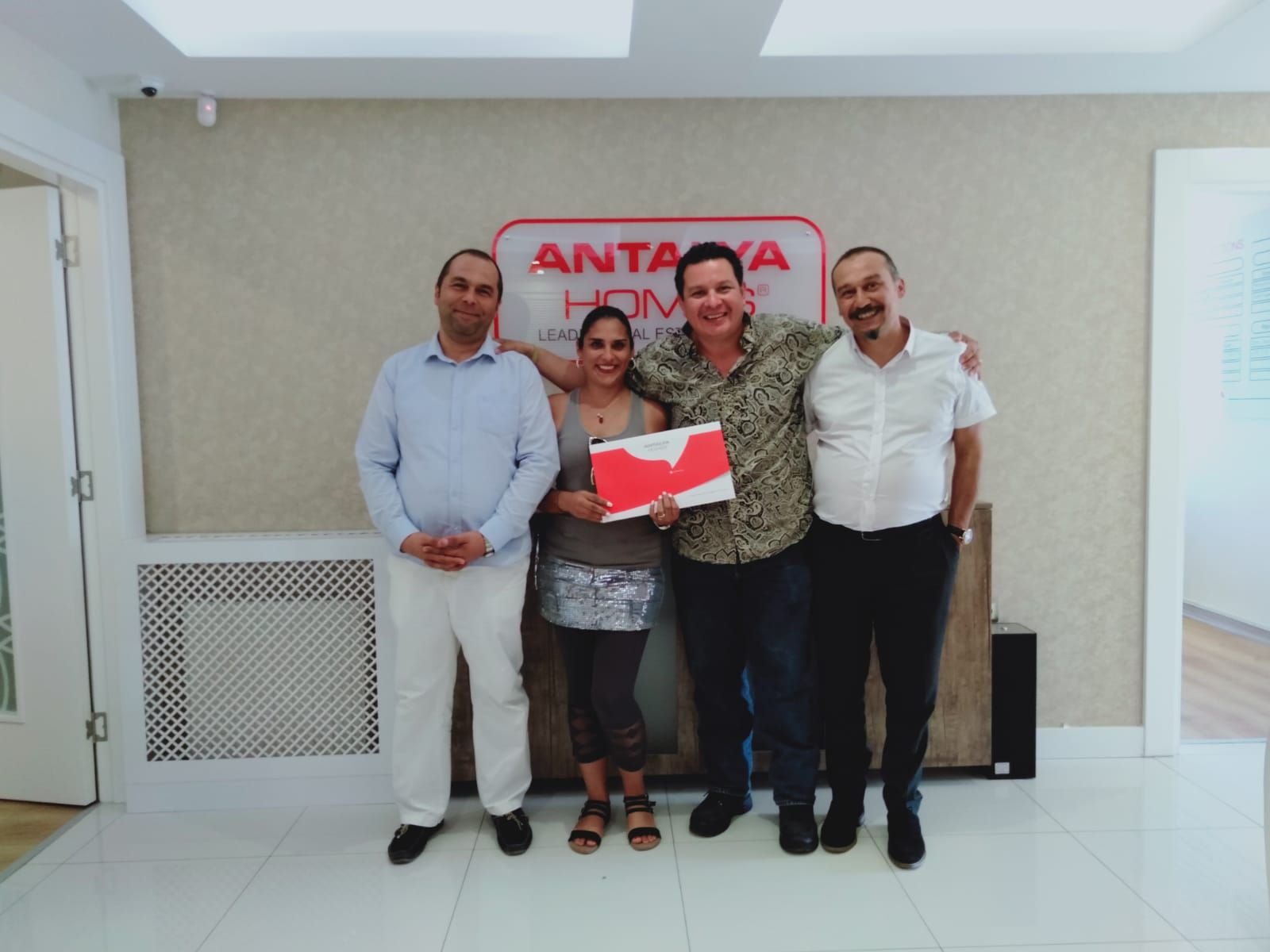They Choose Antalya Homes to Buy a House