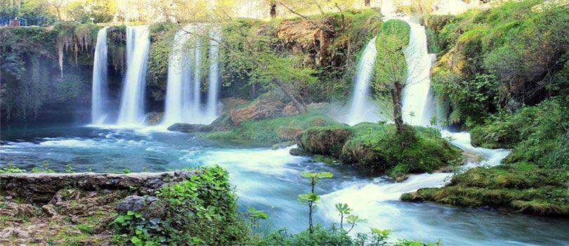 زیبایی های طبیعی در آنتالیا