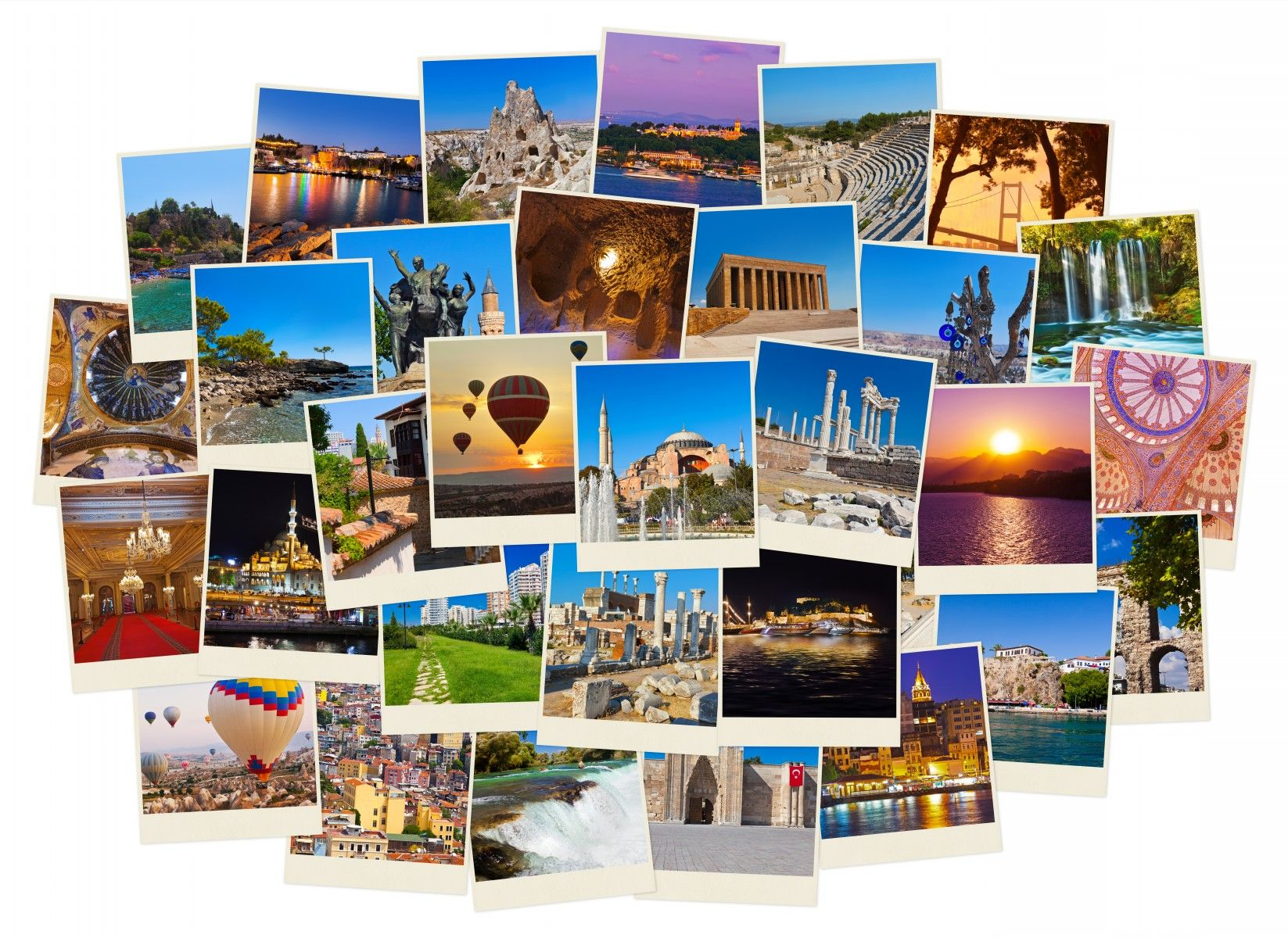 Turkey is a tourism paradise preferred by all the countries of the world with its many cultural values and natural beauties.