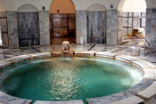 Thermal Springs in Antalya