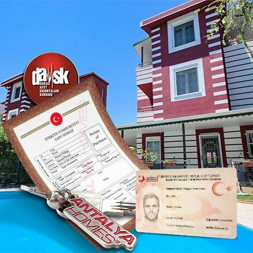 Acquisition d'Immobilier par des Étrangers en Turquie
