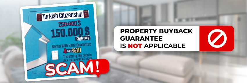 Property BuyBack Guarantee is Not Applicable