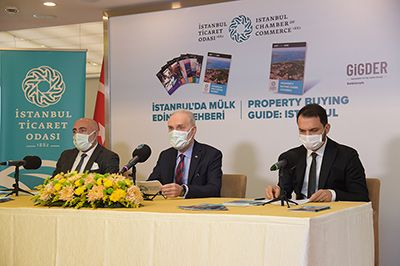 The Property Buying Guide: Istanbul with the contributions of GIGDER