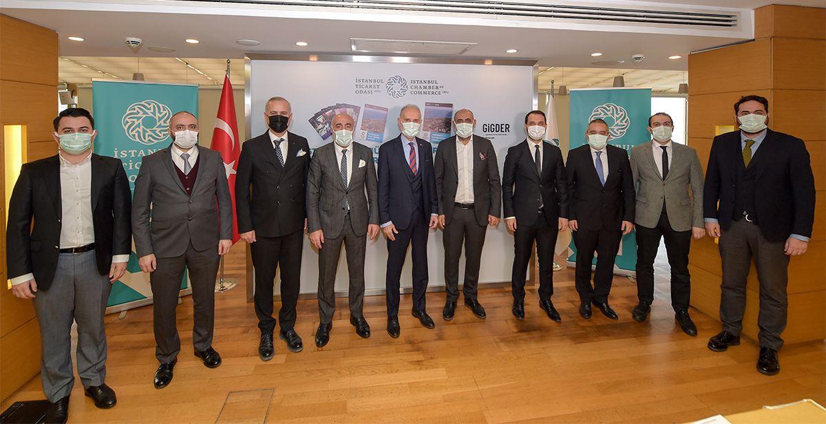Gerçekleştirilen cevrim içi toplantıyla İstanbul'da Mülk Edinme Rehberi Yayınlandı.