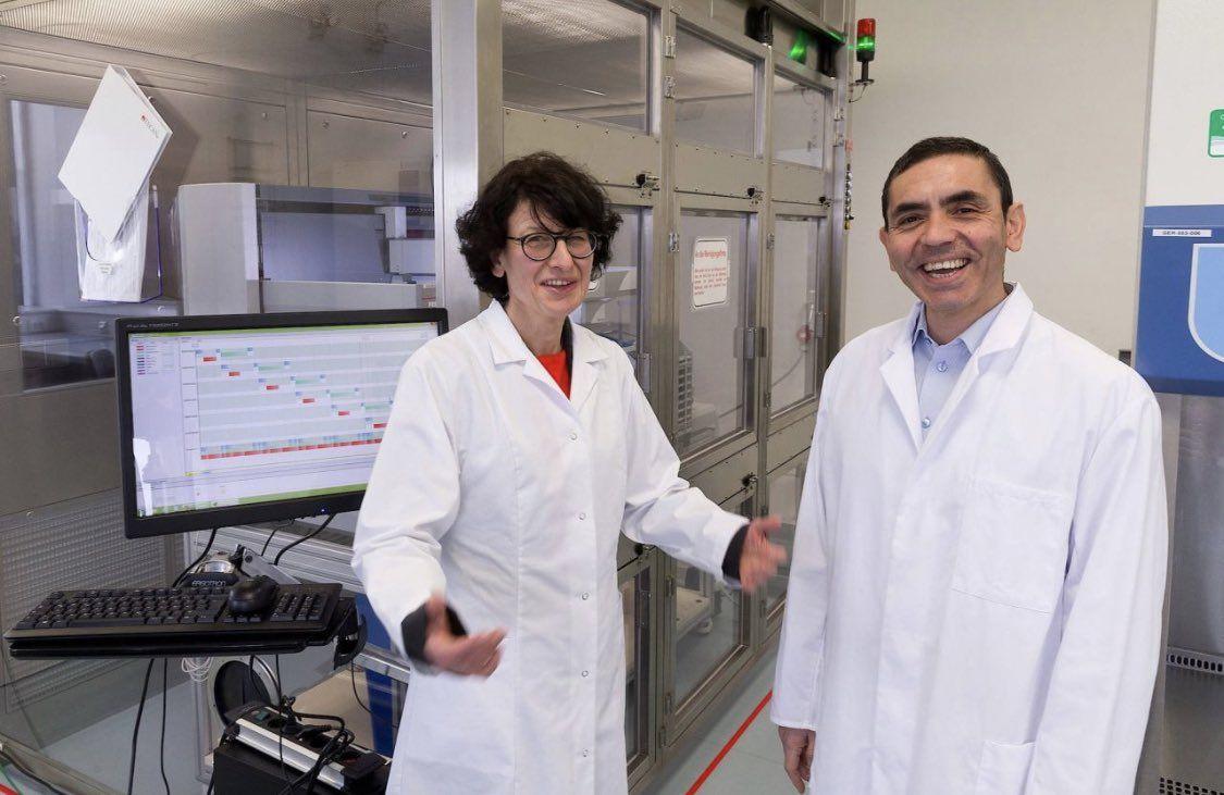 لقاح كوفيد-19: العلماء الأتراك في ألمانيا حققوا النجاح