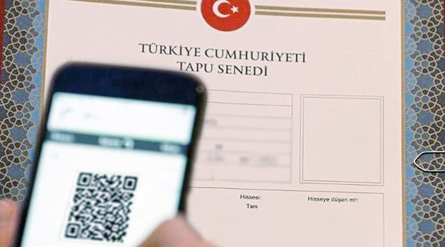 The Digital Title Deed Era Begins in Turkey