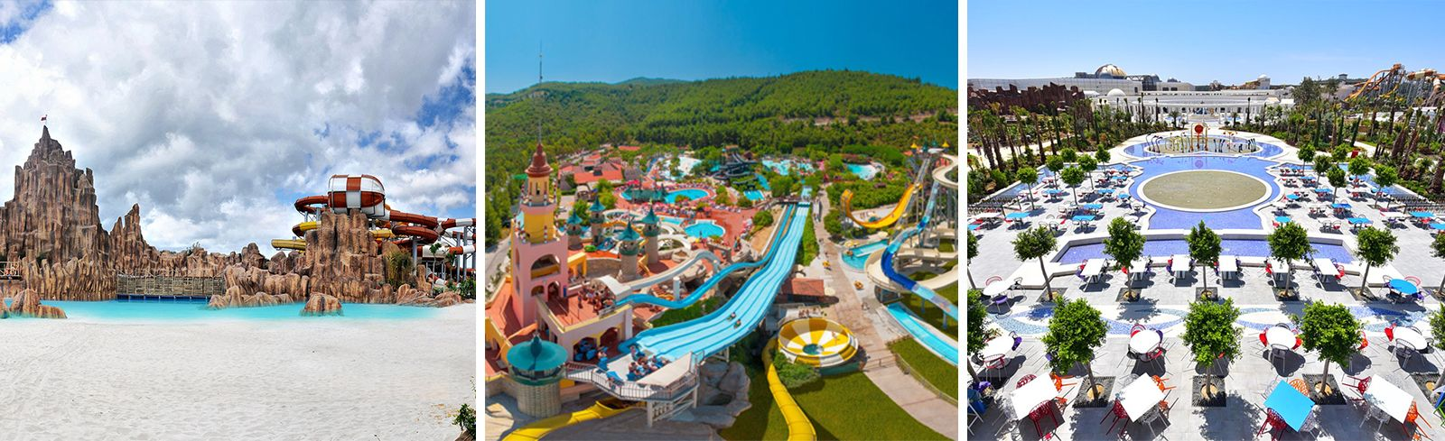 The Land of Legends Theme Park