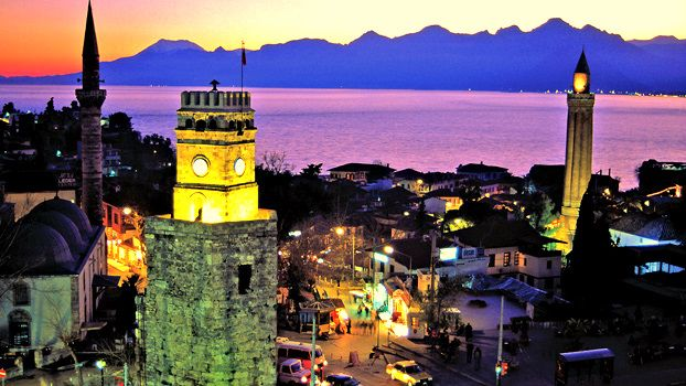 Winter Travel and Tourism in Antalya