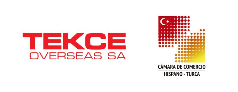 Tekce Overseas SA is New Member of Turkish-Spanish Chamber of Commerce