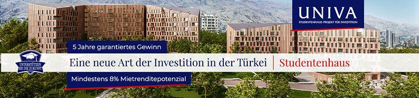 Neue Generation hochprofitabler Immobilieninvestitionen: UNIVA