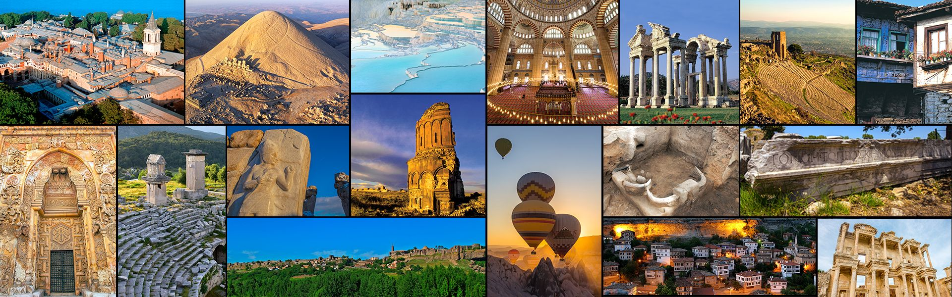 Turkey's Ancient History and Heritage