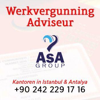 Werkvergunning Adviseur