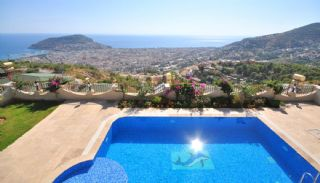 Sea View Villa in Alanya, Alanya / Bektas - video