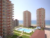 Appartement Avec Vue Mer, Alanya / Centre