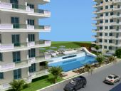 Off-plan Daireler, Mahmutlar / Alanya - video