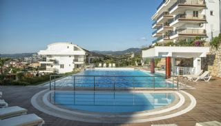 Spacious Apartments with Sea View in Alanya, Alanya / Konakli - video
