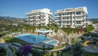 Spacious Apartments with Sea View in Alanya, Alanya / Konakli