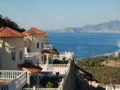 4 Odalı Satılık Villa, Alanya / Kargıcak