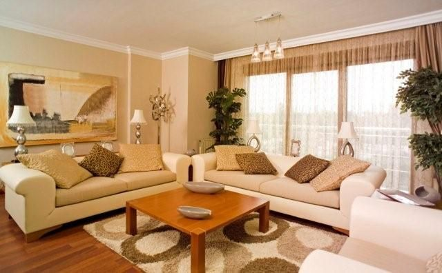 Appartement aan zee in het centrum van alanya turkije for Interieur appartement aan zee