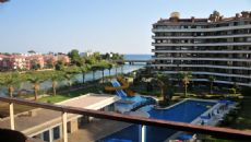 Appartement vue mer à Alanya, Alanya / Tosmur - video