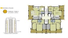 Mahmutlar Apartments, Property Plans-1