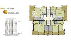 Mahmutlar Apartmanı, Kat Planları-1