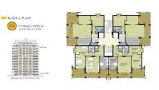Квартиры в Махмутларе, Планировка -2