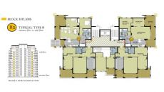 Mahmutlar Apartments, Property Plans-3