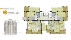 Mahmutlar Apartments, Property Plans-4