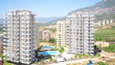Апартаменты с потрясающим видом на море, Алания / Махмутлар - video
