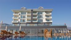 Oba Appartementen, Centrum / Alanya - video