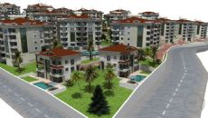 Appartements Oba, Centre / Alanya - video