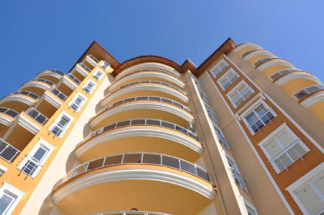 Appartement prix abordables avec vue sur mer alanya for Prix appartement